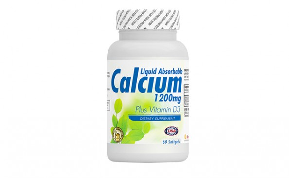 Liquid Absorbable Calcium Plus Vitamin D3 #2115