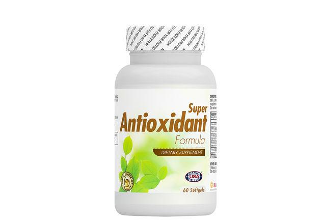 Vitamin C Natural Human Antioxidant