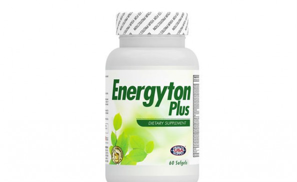 EnergyTon Plus (Enhance Physical And Mental Performance) #2122