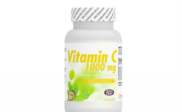 Vitamin C 1,000mg with Citrus Bioflavonoid Complex #2126