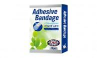 Adhesive Bandage (Plastic Strips PU, waterproof, transparent) #520-2053