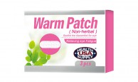 Warm Patch for eye mask (Non-herbal) #520-3004